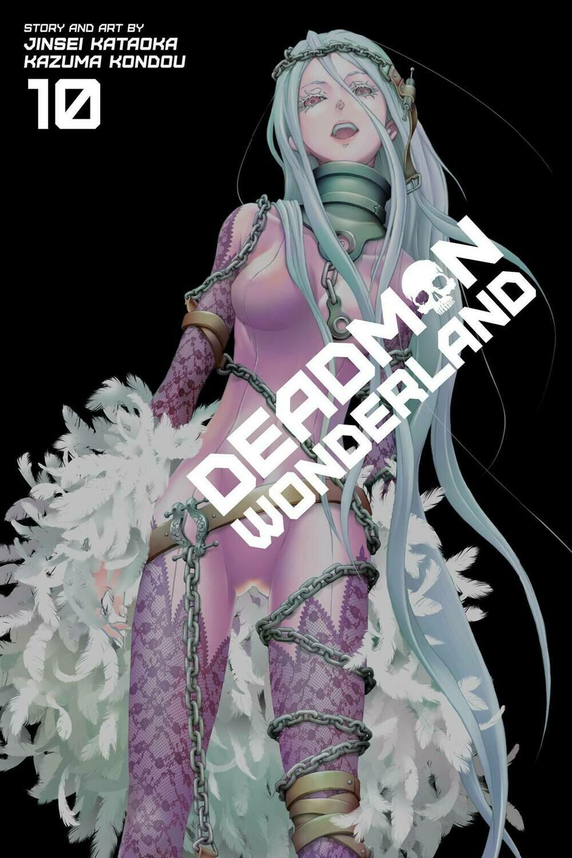 DEADMAN WONDERLAND VOL 10