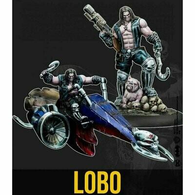 LOBO (MULTIVERSE) KNIGHT MODELS