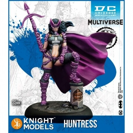 HUNTRESS KNIGHT MODELS