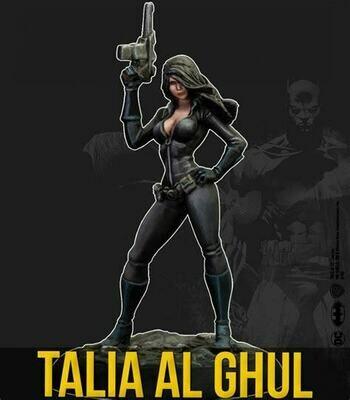 TALIA AL GHUL KNIGHT MODELS