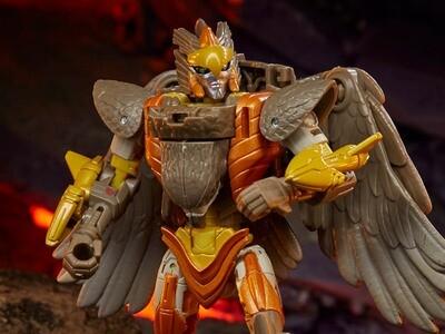 Transformers War for Cybertron: Kingdom Deluxe Airazor