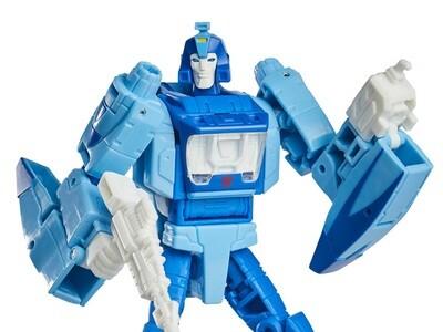 Transformers Studio Series 86-03 Deluxe Blurr