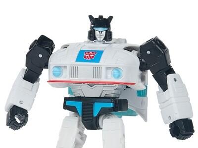 Transformers Studio Series 86-01 Deluxe Jazz