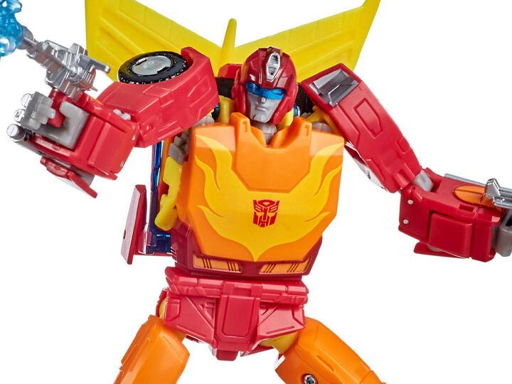 Transformers Studio Series 86 Voyager Hot Rod