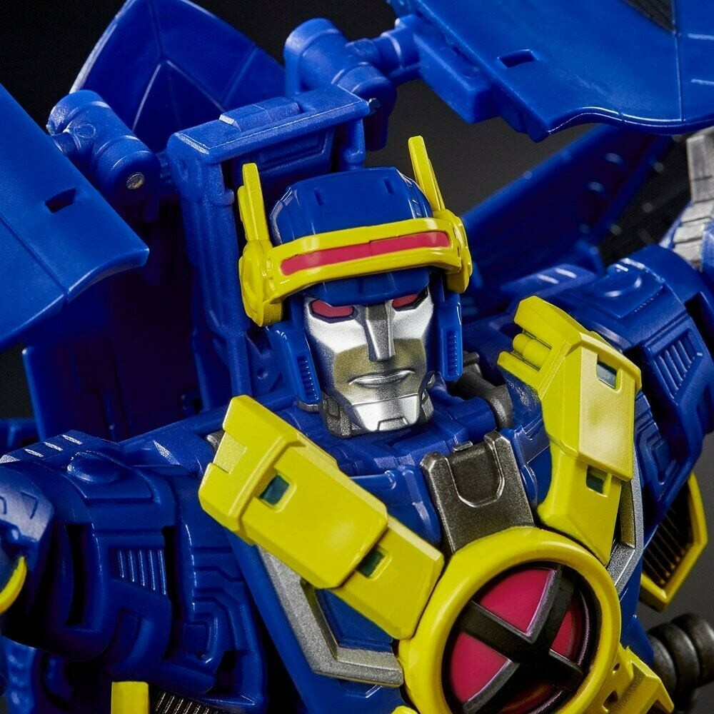 Transformers x Marvel X-Men Animated Action Figure Ultimate X-Spanse Crossover