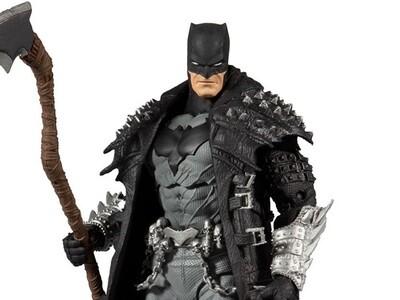 Dark Nights: Death Metal DC Multiverse Batman Action Figure