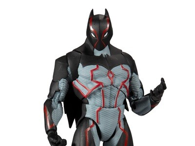 Last Knight on Earth DC Multiverse Omega (Collect to Build: Bane)