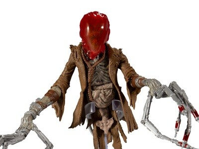 Last Knight on Earth DC Multiverse Scarecrow (Collect to Build: Bane)