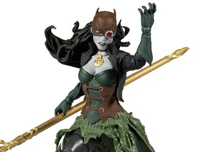 Dark Nights: Metal DC Multiverse Earth -11 The Drowned Action Figure
