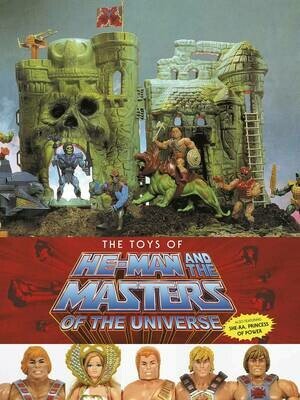 TOYS OF HE MAN & MASTERS OF UNIVERSE HC