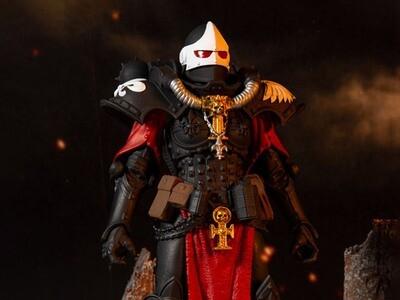 Warhammer 40,000 Adepta Sororitas Battle Sister Action Figure