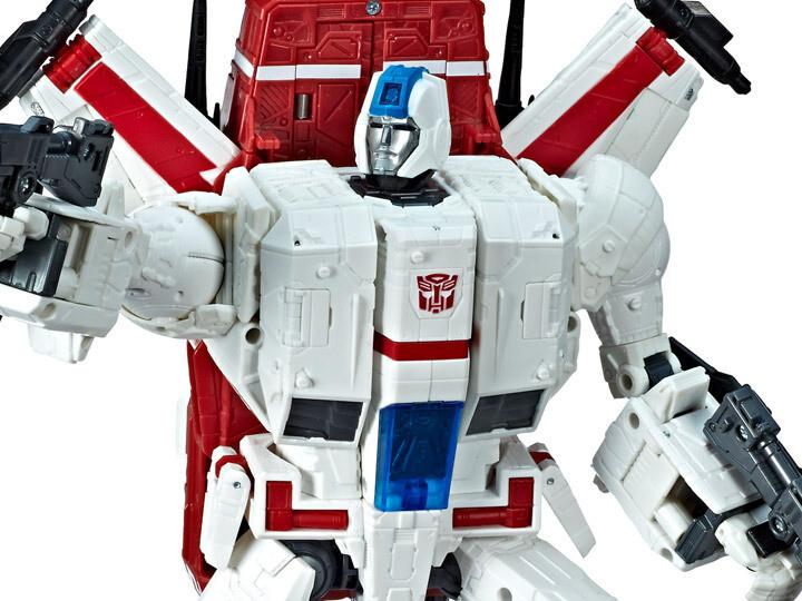 Transformers War for Cybertron: Siege Commander Jetfire (Reissue)