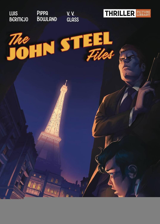 JOHN STEEL FILES ONESHOT