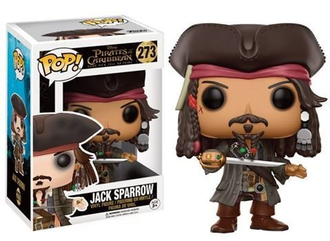 Pop! Movie: PotC Dead Men tell no Tales - Jack Sparrow