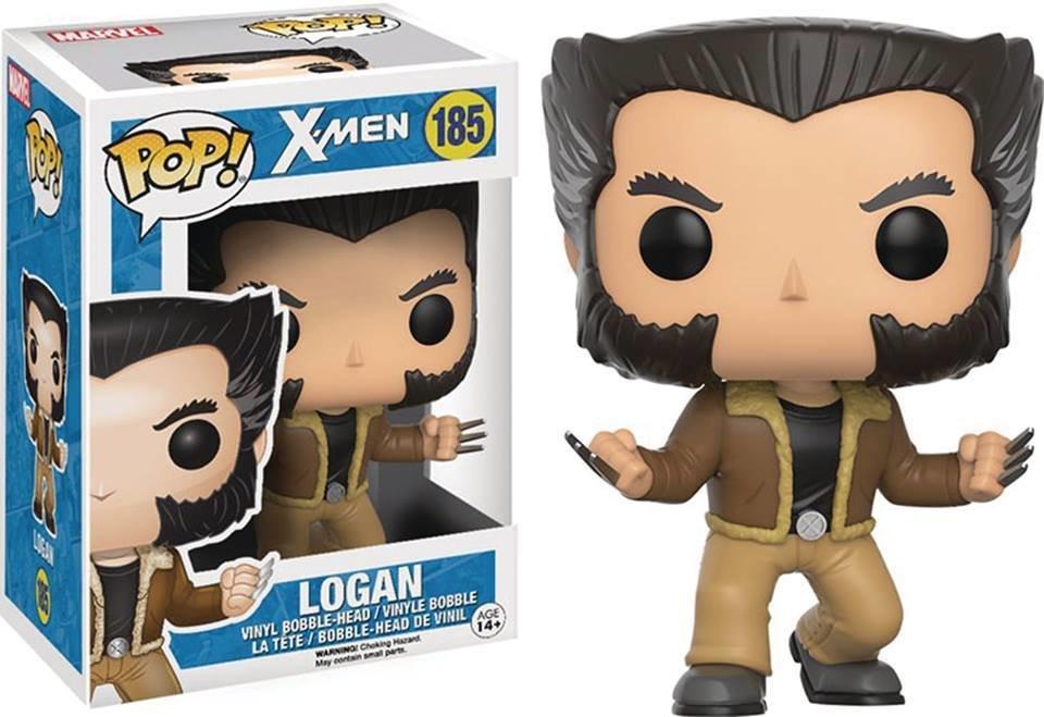 POP X-MEN LOGAN VINYL FIGURE