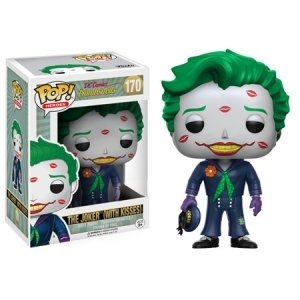 DC Comics Bombshells Pop! Vinyl Figure The Joker With Kisses
