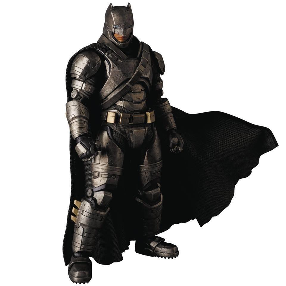 Medicom Batman v Superman: Dawn of Justice: Armored Batman MAF EX Action Figure
