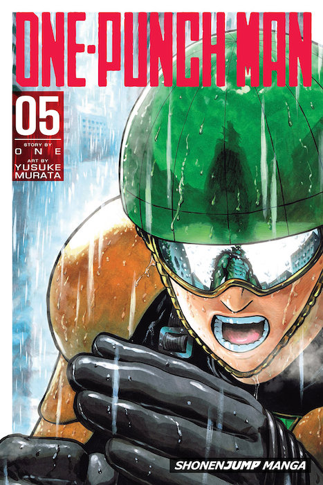 ONE PUNCH MAN GN VOL 05