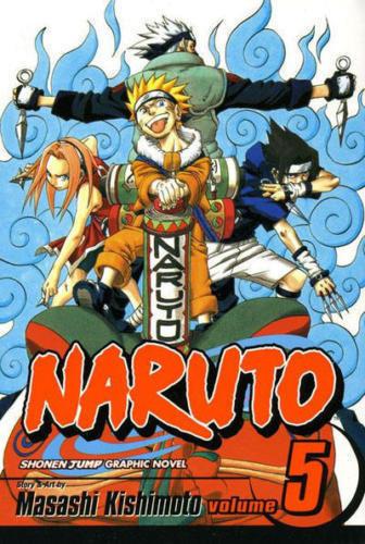 NARUTO  VOL 05