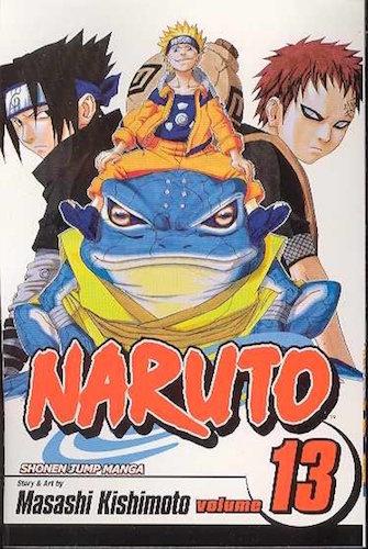 NARUTO  VOL 13