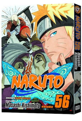 NARUTO  VOL 56