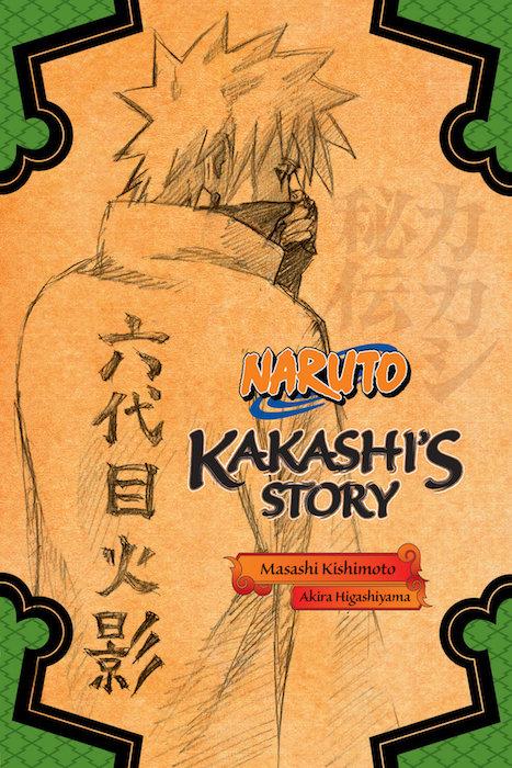 NARUTO KAKASHI STORY NOVEL