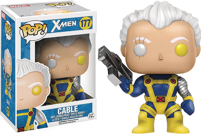 POP MARVEL X-MEN CABLE VINYL FIGURE