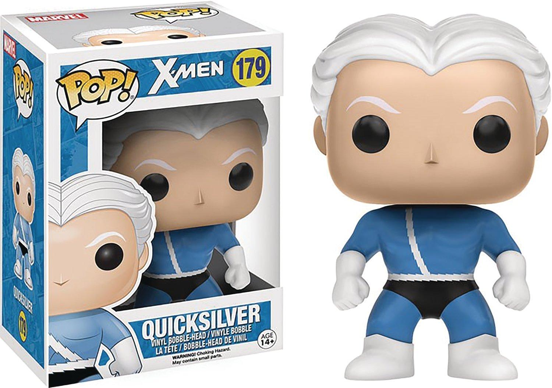 POP MARVEL X-MEN QUICKSILVER VINYL FIGURE