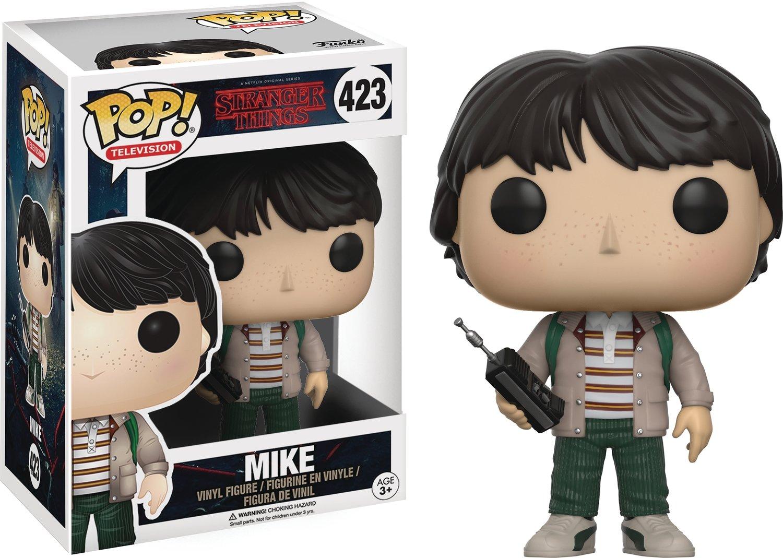 POP STRANGER THINGS MIKE W/ WALKIE TALKIE VINYL FIGURE