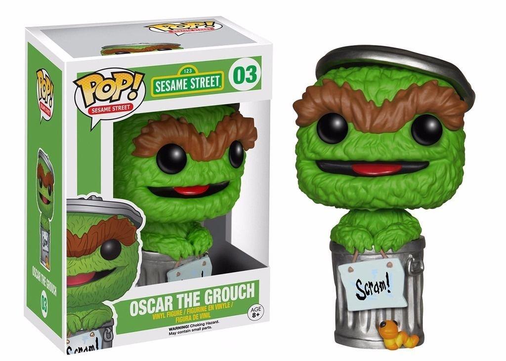 Pop Sesame Street Oscar the Grouch