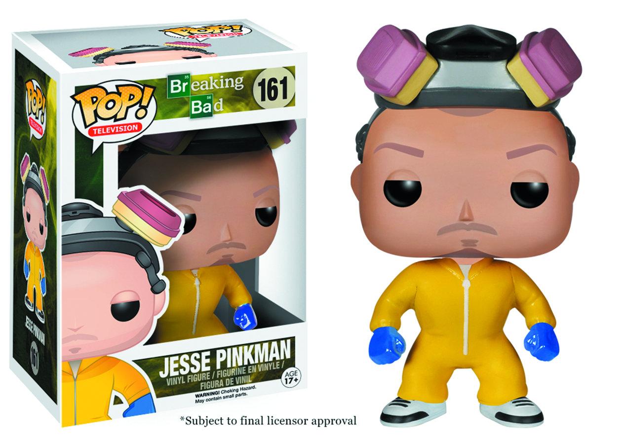 POP BREAKING BAD JESSE PINKMAN COOK VINYL FIGURE