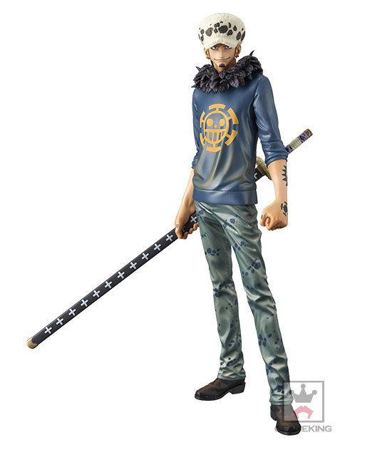 One Piece Master Star Piece ~ Trafalgar Law ~ Special Version Statue