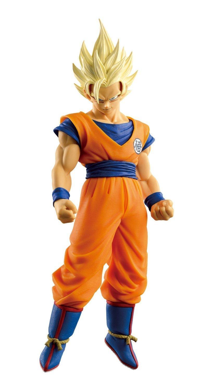 Dragon Ball Super SCultures Figure Big Budoukai 1 Super Saiyan 2 Goku
