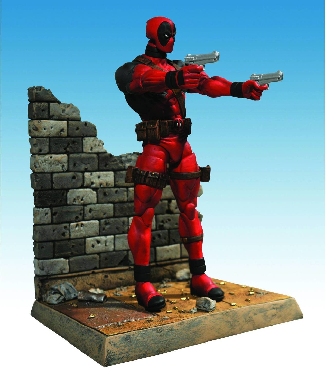 MARVEL SELECT DEADPOOL AF