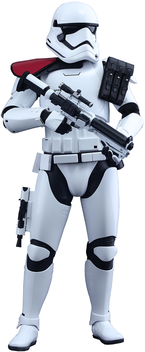 STAR WARS First Order Stormtrooper Officer