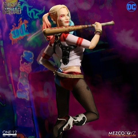 The One: 12 Collective: DC Comics - Suicide Squad Harley Quinn COMING SOON