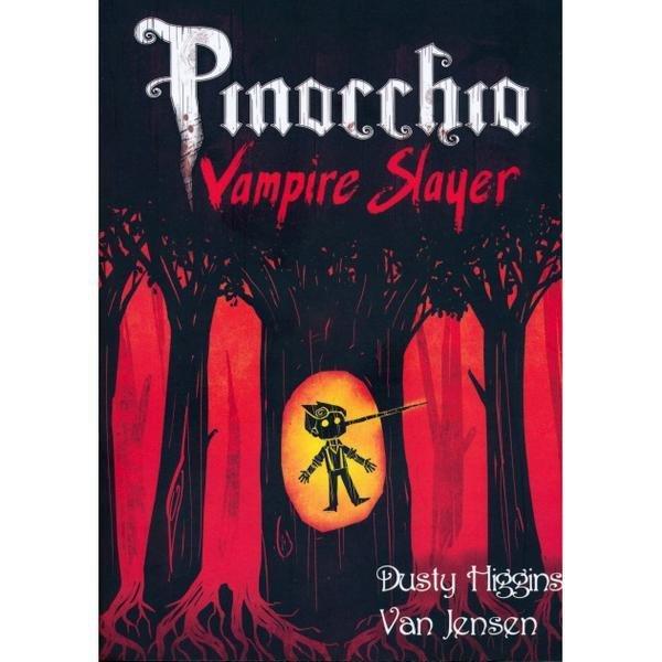 Pinocchio, Vampire Slayer  Complete Edition