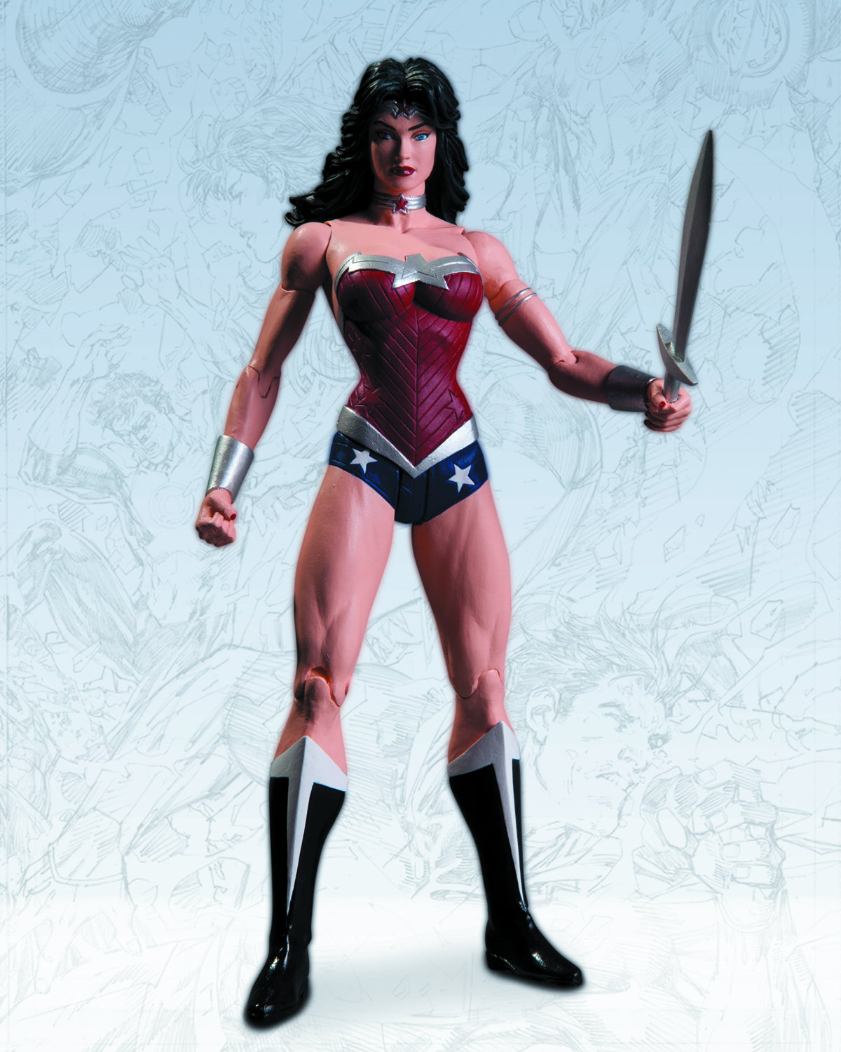 DC COMICS NEW 52 WONDER WOMAN AF
