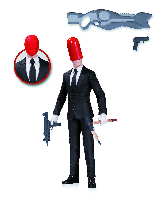 DC COMICS DESIGNER SER 2 CAPULLO RED HOOD AF