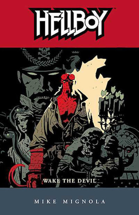 HELLBOY TP VOL 02 WAKE THE DEVIL