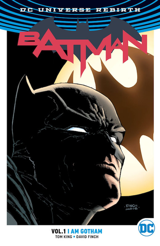 BATMAN TP VOL 01 I AM GOTHAM
