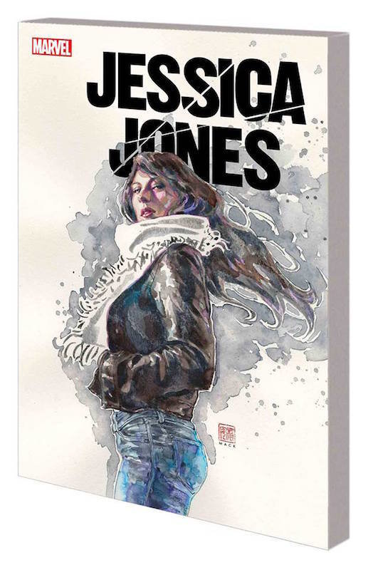 JESSICA JONES TP VOL 01 UNCAGED