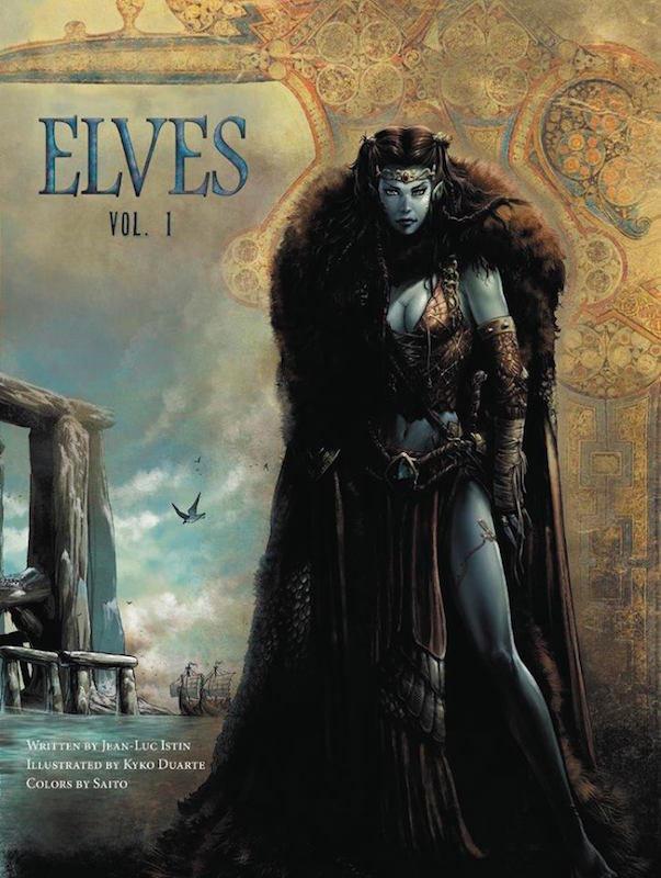 ELVES GN VOL 01