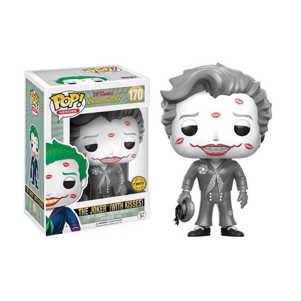 Pop Bombshells Joker with Kisses   Funko CHASE