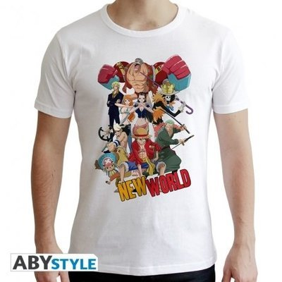 ONE PIECE T-shirt New World Group