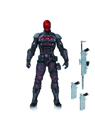 BATMAN ARKHAM KNIGHT RED HOOD AF