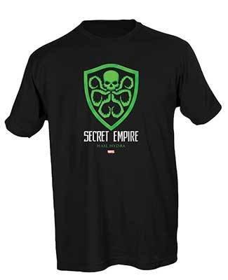 SECRET EMPIRE HAIL HYDRA T-SHIRT  Comic Book Retailer Exclusive size L