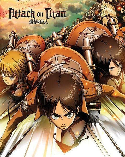Attack On Titan: One Sheet - Mini Poster