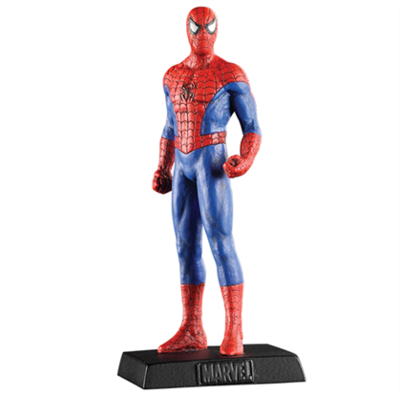 The Classic Marvel Collection The Amazing Spider-Man DAMAGED BOX