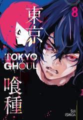 TOKYO GHOUL  VOL 08
